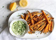 Hranolky zo sladkých zemiakov — Jana Earl Fitness & Nutrition