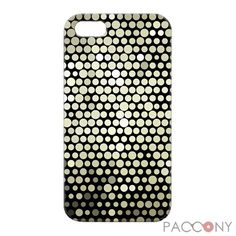 Abstract Mosaic Background Pattern Protective Hard Cases for iPhone 4 and 4S |Designer iPhone 4/ 4S Cases : PACCONY.com