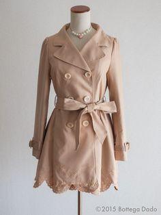 Liz Lisa, Gyaru, Trench, Online Price, Kawaii, Romantic, Best Deals, Coat, Jackets