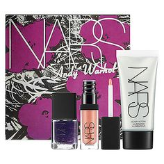 #NARS Walk On The Wild Side limited-edition gift set - $39 #Sephora #AndyWarhol