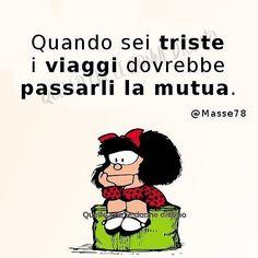 Bildergebnis für mafalda al mare Inspirational Mottos, Agenda Planner, More Than Words, Travel Quotes, Favorite Quotes, Quotations, Comics, Funny, Instagram Posts