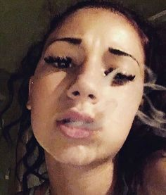 520 Likes, 8 Comments - Danielle Bregoli smoking #howboutdah #drphil #instalove #happy #nice…""
