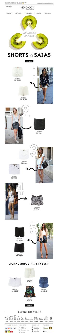 O L O O K   newsletter   fashion email   fashion design   email   email marketing   email inspiration   e-mail