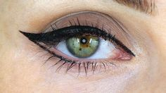 www.LetzMakeupBlog.com: Cat Eye Liner; Sophia Loren Inspired Tutorial.