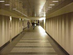 Best Houston Underground Tunnel Cafe
