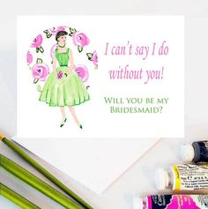 I Cant Say I Do Without You 6 Will You Be My by ColorStyleDesign