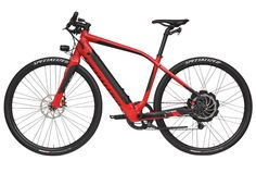"""Specialized """"Turbo"""" electric assist bike. A $ 7,300 commuter - no wonder there are no plans to sell it in the US."""