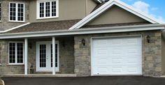 Portes de garage 9 | Portes et fenêtres Verdun