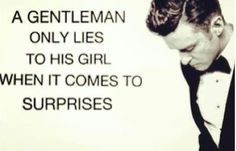 he lies about surprises too - like SURPRISE - I have three other girlfriends. SURPRISE - I am still online dating while we are engaged. I think the term for him starts with an A not a G Great Quotes, Quotes To Live By, Me Quotes, Funny Quotes, Inspirational Quotes, Couple Quotes, Cool Words, Wise Words, Thats The Way