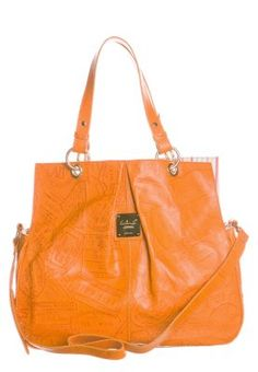 ALV by Alviero Martini, PASSPORT VIP handbag in orange, please...