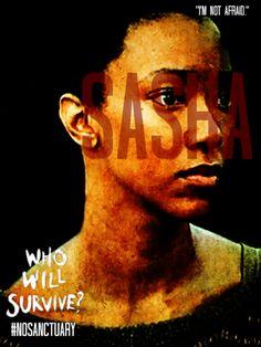 Sasha WWS No Sanctuary.