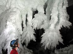 Lechuguilla Cave- Carlsbad Caverns National Park, New Mexico