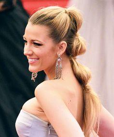 Best ponytails of all time: Blake Lively