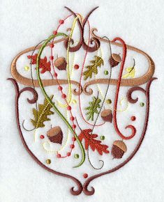 Machine Embroidery Designs at Embroidery Library! - Color Change - F6197