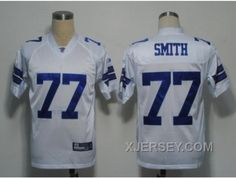 http://www.xjersey.com/nfl-dallas-cowboys-77-smith-white-new-arrival.html NFL DALLAS COWBOYS #77 SMITH WHITE NEW ARRIVAL Only 32.17€ , Free Shipping!