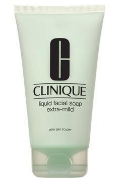 Clinique Extra Mild Liquid Facial Soap (5 oz.) available at #Nordstrom