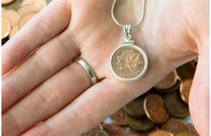 Canadian penny retired, forcing people to get creative about preserving the iconic coin www.coincoin.ca