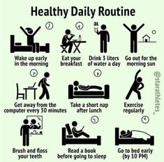 Vektor: Healthy Lifestyles Daily Routine Tips Pictogram, Health Facts, Health And Nutrition, Health Tips, Health Fitness, Health Benefits, Herbalife Nutrition, Health Logo, Health Recipes, Health Goals