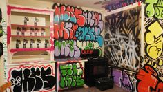 The Abandoned Building Graf Show You Missed- #surpluscandy