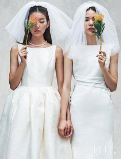 세상의 모든 '쿨'한 신부들을 위해 <엘르 브라이드>가 제안하는 드레스 포트폴리오!::드레스,웨딩드레스,드레스 포트폴리오,웨딩화보,드레스화보,결혼,결혼식,신부,웨딩,웨딩잡지,브라이드,엘르 브라이드,엘르,엘르걸,elle.co.kr::
