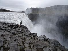 Dettifoss #waterfall #iceland #nature #landscape See more of iceland at www.yestravel.is