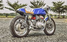 Kawasaki KZ440 by Sebastien from Vietnam