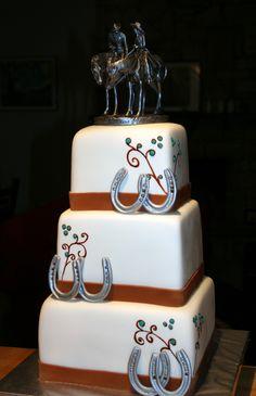 Western wedding by Sweet Layers Cakes & Pastries , Murrieta .Ca ...
