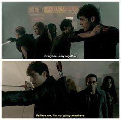 """#Shadowhunters 1x05 """"Moo Shu to Go"""""""