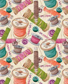 I Am Crafty on Behance by Amanda Dilworth Craft, creativity, making, creating, sewing.