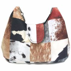 Horse Lover Hobo Bag - Hobo Bags - Lil' Bayou Boutique