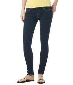 Aeropostale Dark Wash Rinse Jegging -