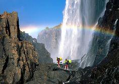 Victoria Falls, Zambia/Zimbabwe, Africa