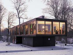 Wohnhaus am Starnberger See, Fink+Jocher