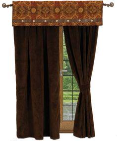 1000 Images About Southwest Window Treatments On Pinterest Valances Southwestern Valances