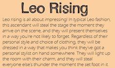 leo rising | Tumblr Leo Horoscope, Zodiac Signs Astrology, Leo Zodiac, Libra And Leo, Sagittarius, Leo Lover, Aries Baby, Water People, Leo Rising