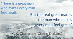 Charles Dickens. #quote