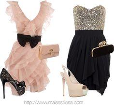 Vestidos curtos para festas