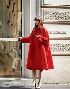 Cape coat.  Amazing.