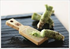 Wasabi is a type of herb native to Japan that has been in use for more than 1,000 years. Wasabi is cultivated in cool mountainous regions and it also grows naturally in the wild.