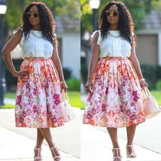 Floral Prints Jumpsuits Fashion For Church Outfits  Amillionstylescom