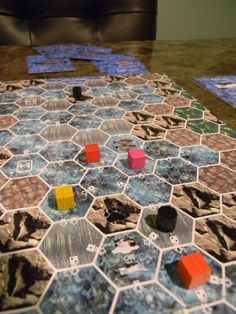 Salmon Run game prototype by Jesse Catron