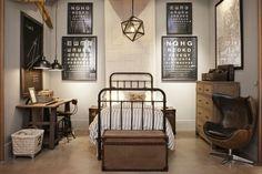 1LDKのベッドルーム
