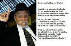 Blestemul lui Ernest Maftei Biography