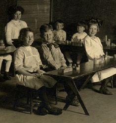 Brief History of the Kindergarten | Froebel's Gifts