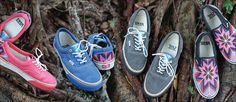Collection Vans x CLOT. I need these !