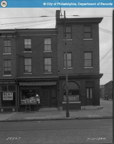 2301 Fairmount Avenue -1930