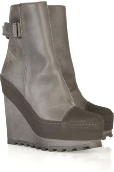 Want these really bad. Acne Hero boots