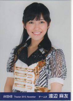 AKB48 Theater 2013.November 渡辺麻友