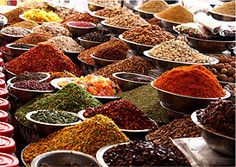 Use Spices in Cookery