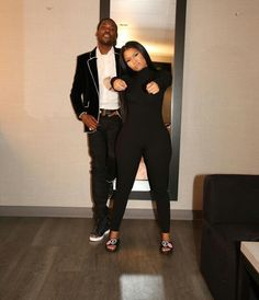 Meek & Nicki Minaj